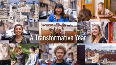 A Transformative Year