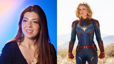 Captain Marvel - Pinar Toprak on Film Scoring (Berklee Intervals)