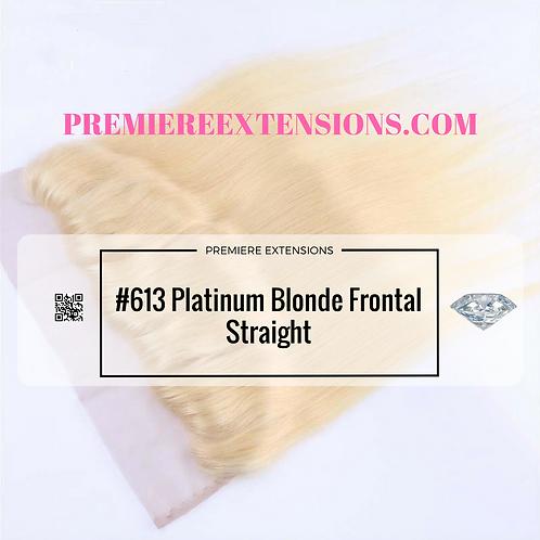 #613 Platinum Blonde Frontal