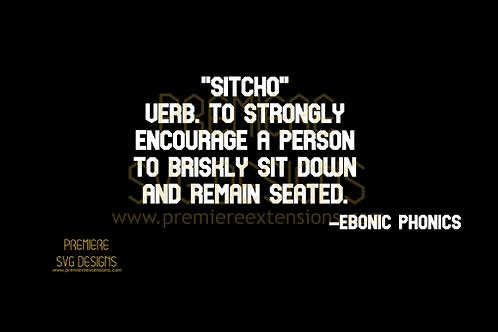 Sitcho  SVG