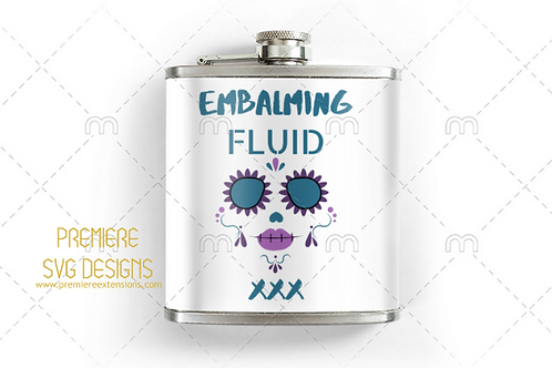 Female_Skull_embalming_fluid SVG