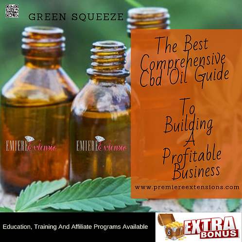 The Best Comprehensive Cbd Oil Guide To Building A Profitable Business