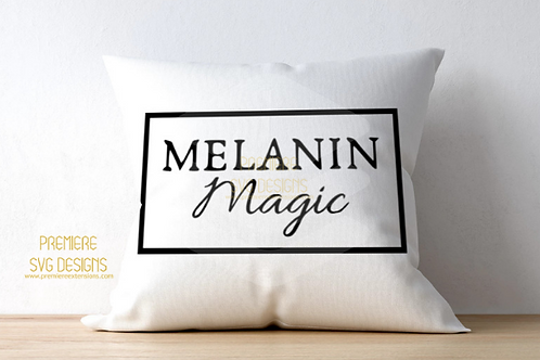 Melanin Magic SVG