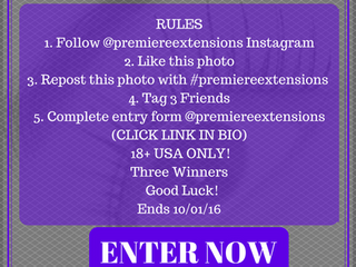 Enter to Win 3D Mink Lashes