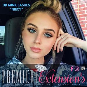 Premiereextensions quality virgin hair extensions 3d mink lashes 3d mink lashes pmusecretfo Images