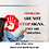 Thumbnail: PROBLEMS  are not stop signs,   they are guidelines SVG