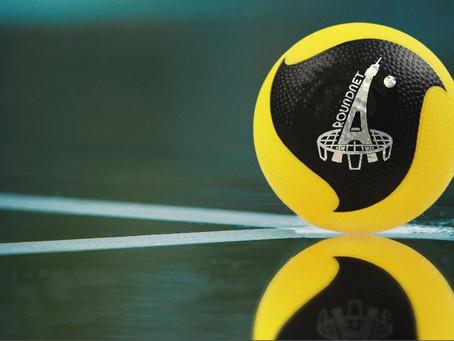 Venez vous entraîner au roundnet à Paris, en gymnase !