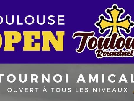 Le premier tournoi 20/21 de Toulouse a lieu le 4 octobre 2020 !