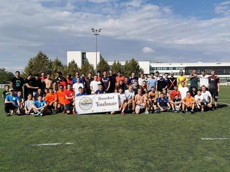 Retour sur le tournoi open de Toulouse