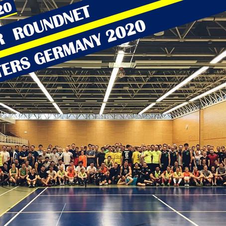 Participez au Roundnet Masters Germany 2020