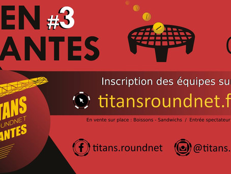 Participez à l'Open de Nantes #03 le 10 octobre 2020 !