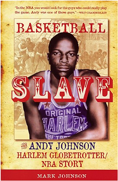 Basketball Slave - Softcover
