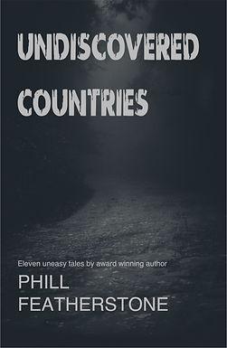 Book cover - a dark road