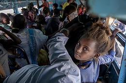 UN fears 'massive' COVID transmission in Ethiopia's Tigray