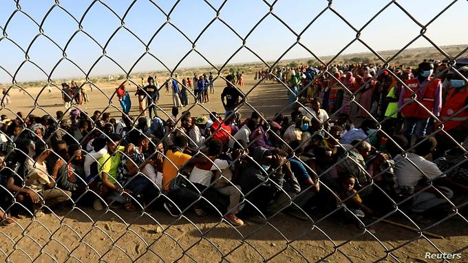 Ethiopians Continue Streaming Into Sudan, Fleeing Tigray Region Violence