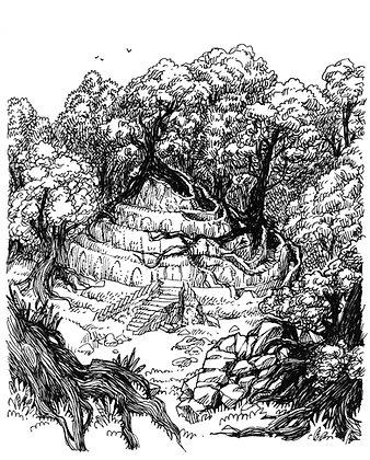 Ziggurat Ruins