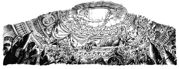 Green Lord Sarcophagus
