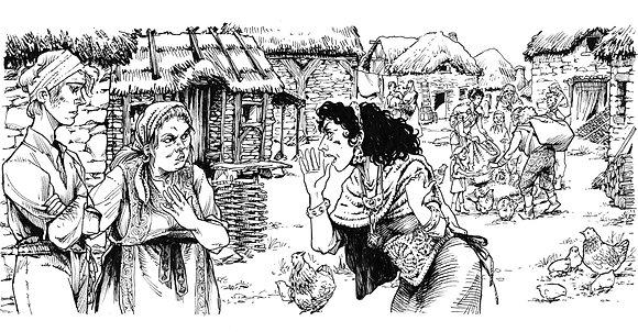 Gossip in Stonetop