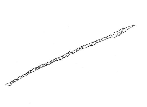 Twisted Spear - Arcana