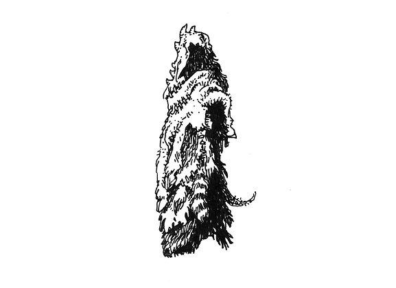 Demonhide Cloak - Arcana