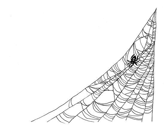 Weaving Spider