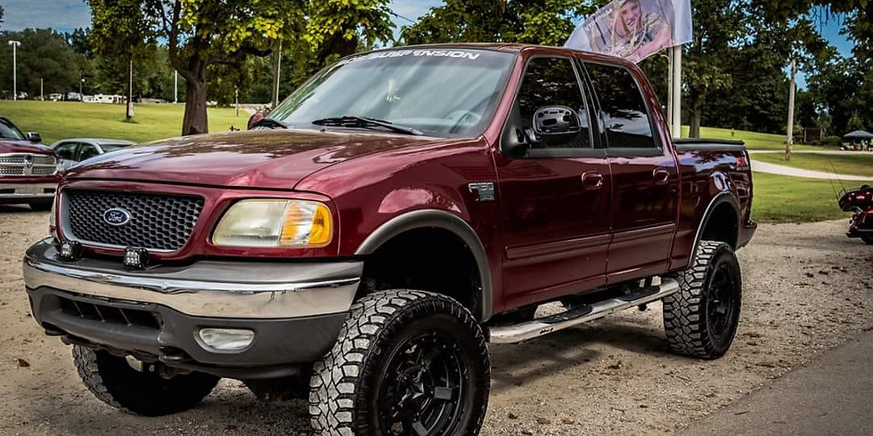 3rd Annual Big Zach Truck and Car Show