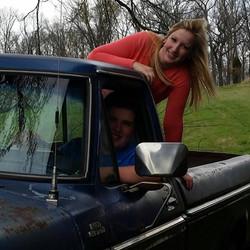 Zach Aerika truck