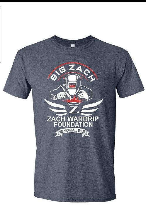 Big Zach Memorial Shirt