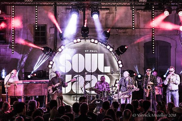 Saint Paul Soul Jazz 2018