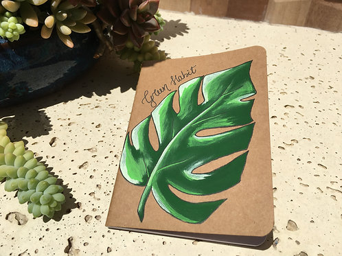 Caderno eco - Costela de Adão