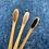 Thumbnail: Escova de bambu mosso - 100% biodegradável