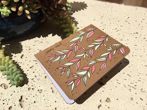 Caderno Eco - Folinhas