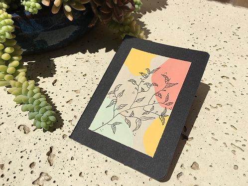 Caderno Eco - Plantinhas