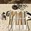 Thumbnail: Kit talheres de bambu