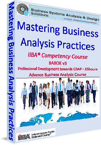Mastering Business Analysis Practices-training business analysis