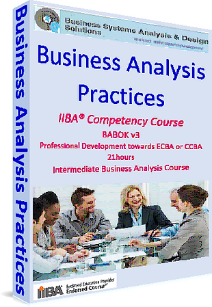 Business Analysis Practices-training business analysis