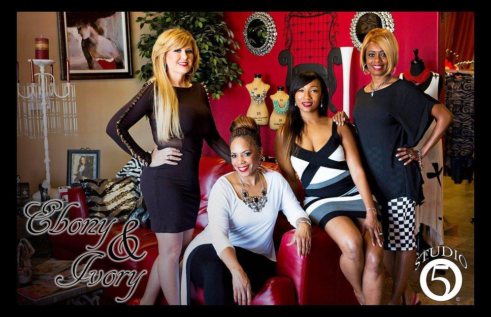 Ebony & Ivory's Salon & Boutique