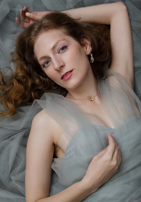 Portrait by Richmond Vancouver based photographer Sally Abdel Razak
