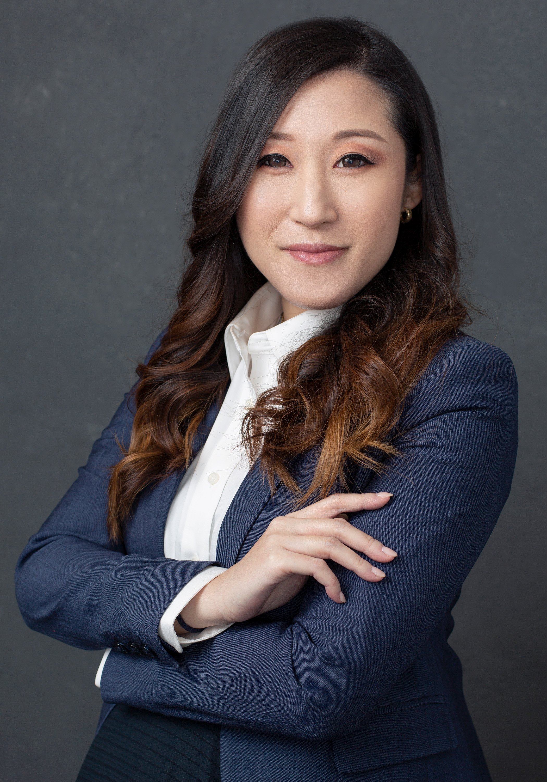 Personal Branding Portrait Corporate Headshot by Richmond Vancouver BC based photographer Sally Abde