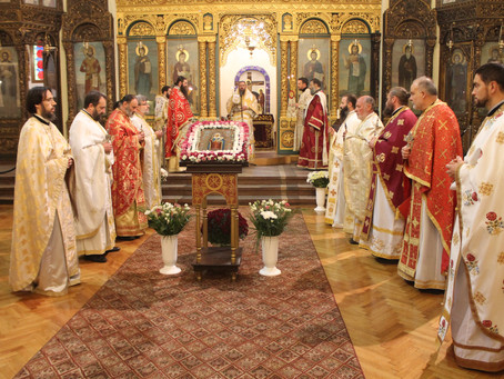 """Храмов празник и 90 години от освещаването на столичния храм """"Св. вмчца Параскева"""""""