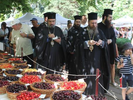 Празник на черешата в Кюстендил