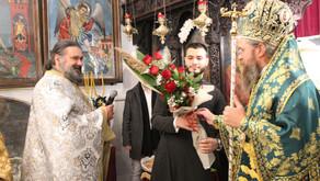 """Храмов празник, архиерейска литургия и офикии в митрополитската църква """"Св. Петка - Стара"""""""