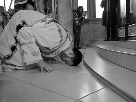 16 Неделя след Неделя подир Въздвижение ¬- на Митаря и Фарисея