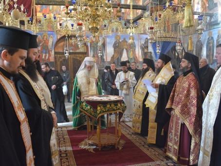Заупокойни богослужения в памет на Българския патриарх Кирил и екзарх Стефан