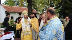 В Граничкия манастир тържествено бе почетена паметта на св. ап. и ев. Лука