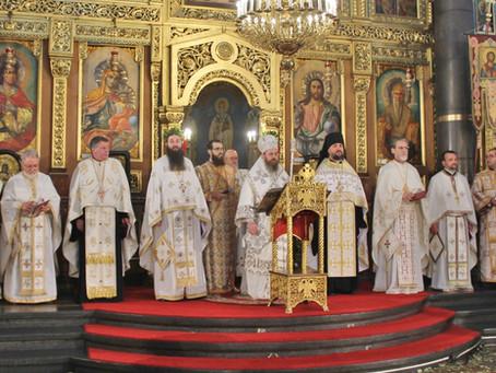 """Второ Възкресение в митрополитската катедрала """"Св. вмчца Неделя"""""""
