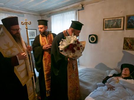 """100-ят рожден ден на монахиня Херувима бе отбелязан в Самоковския манастир """"Покров Богородичен"""""""