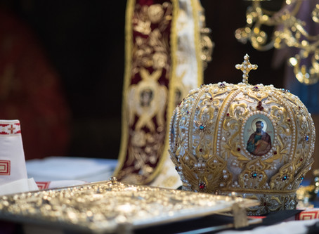 """""""Епископството не е власт, а служение на ближните"""""""
