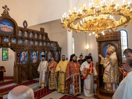 """Осветен бе първият православен храм в кюстендилското село Невестино – """"Св. Петка Българска"""""""