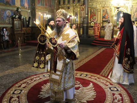 """Тържествено бе отбелязана Неделя Православна в храм """"Св. вмчца Неделя"""""""